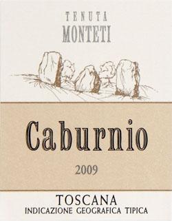 Etichetta-Caburnio-2009-250x321px